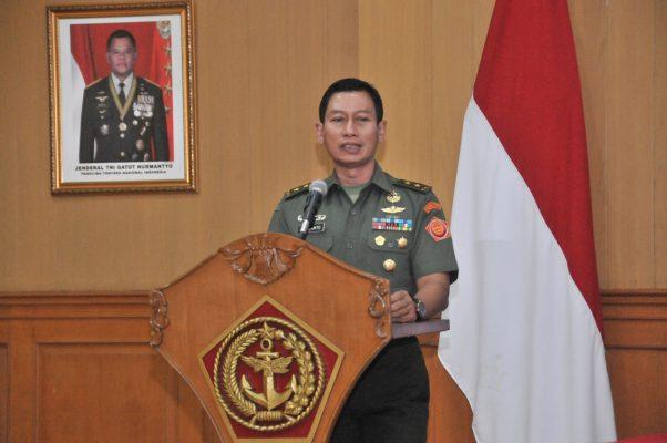 Kapuspen TNI : Gerakan Doa Bersama 17 17 17 Untuk Indonesia Lebih Kasih Sayang