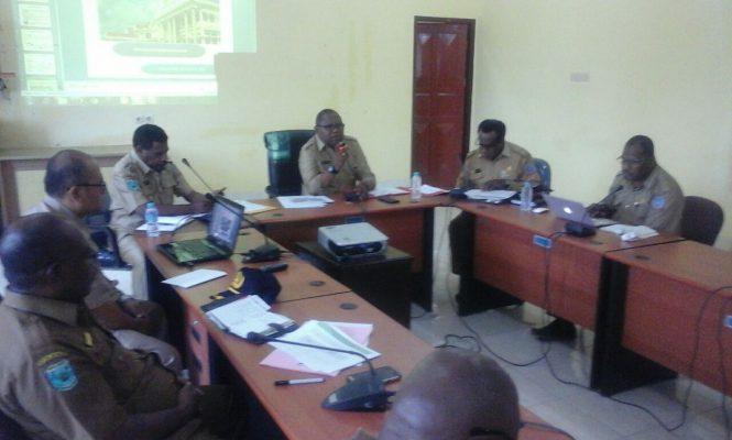 Bupati Sorsel Buka Rapat Monitoring dan Evaluasi