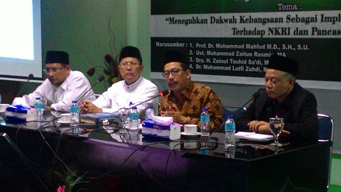 Indonesia Bukan Negara Agama, MUI Komitmen Lindungi Negara