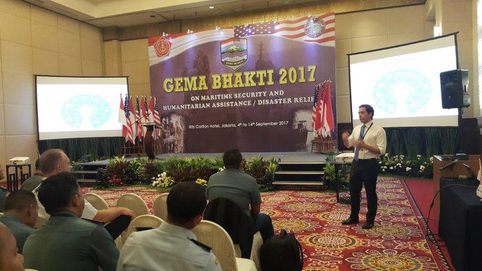 76 Prajurit TNI dan USPACOM Ikuti Pembekalan Bantuan Kemanusiaan