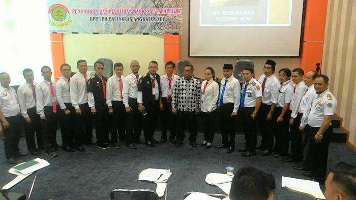Pendidikan Dan Pelatihan Nasional DPP LBH BALINKRAS Sukses