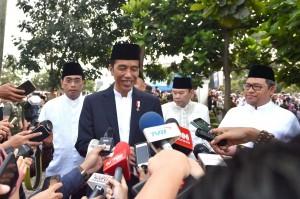 Presiden: Pembangunan Jalur Ganda Bogor-Sukabumi Tahun Ini