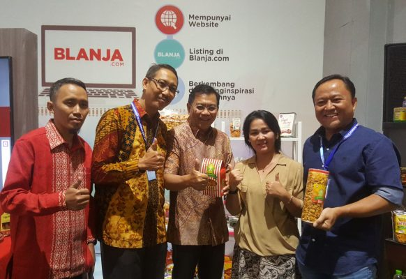 TelkomGroup Dorong UMKM Indonesia Go Global Melalui Pelatihan E-Commerce