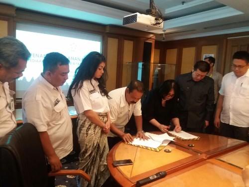 APKLI Gandeng Bank Artha Graha Percepat Penyediaan Perumahan Kaki Lima Indonesia Untuk PKL
