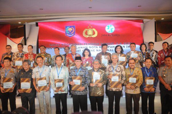 Pemprov Jatim Teken MoU e-Samsat Nasional