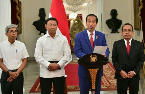 Berikut Pernyataan Presiden Joko Widodo Terkait Aksi Kekerasan di Myanmar