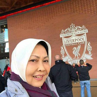 Ditinggal Istri ke Liverpool, Suami Dibawa KPK
