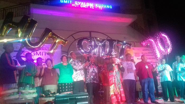 Merry Kolimon : Perayaan 70 Tahun GMIT Mesti Berdampak