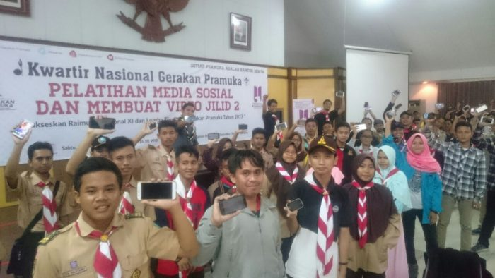 Gelar Lomba Medsos Di LT-V, Kwarnas Ingin Hindarkan Hoaks dan SARA