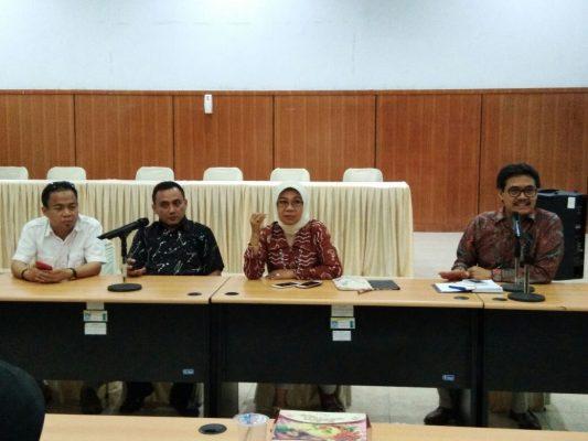 Pimpinan PTS se-Sulawesi  Deklarasi Kebangsaan di Anjungan Losari