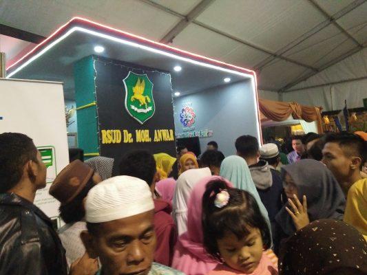 RSUD. Dr. H. Moh. Anwar Sumenep Suguhkan Doorprize dan Promosi Pelayanan