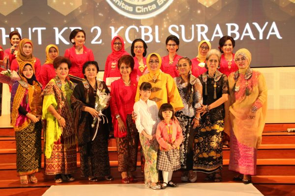 fatma saifullah yusuf apresiasi aksi kcbi surabaya