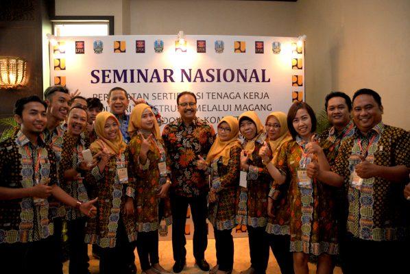 Gus Ipul: Sertifikasi Pekerja Dorong Peningkatan Daya Saing