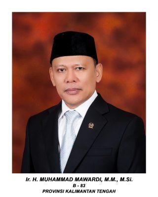Senator Kalteng Mawardi : MPR Harus Merumuskan Agar Kewenangan DPD RI Tidak Tumpang Tindih