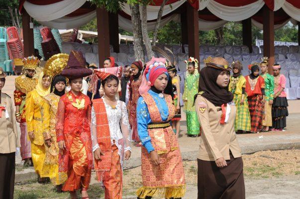 1.550 Pramuka Putri se-Indonesia Ikuti Perkemahan Nasional Pertengahan November