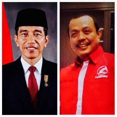 Partai Parsindo Dukung Jokowi Tegakkan Hukum Berantas KKN