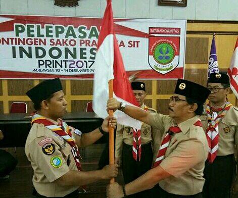 452 Pramuka Ikuti Perkemahan Internasional 2017 di Malaysia