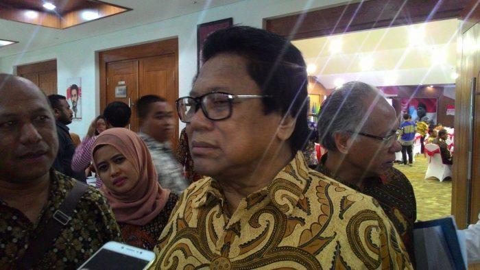 Oesman Sapta, Isi Materi Kebijakan DPD RI Dihadapan Bupati/Walikota di BPSDM Kemendagri