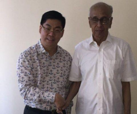 Dirikan Asuransi di Indonesia, Pengusaha Harun Abidin Gandeng Raksasa India Shriram Grup