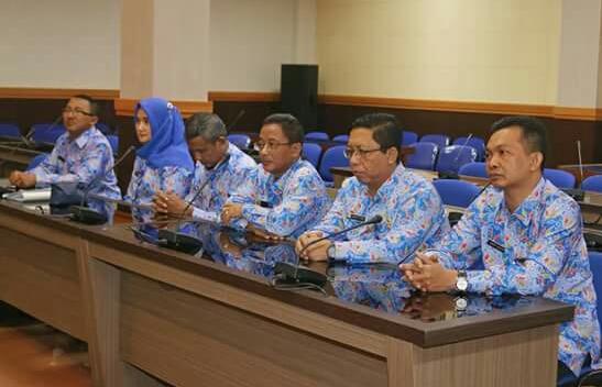 Enam Pejabat Eselon III Ikuti Seleksi Posisi Sekwan dan Kadisperta Kota Madiun