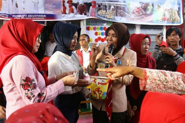 Pemkot Palembang Dorong Masyarakat Berwirausaha
