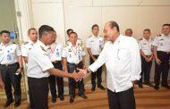 Tingkatkan Semangat Pengawasan Laut, Kepala Bakamla RI Tatap Muka Personel Daerah