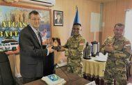 40 Perwira TNI Indobatt Misi Perdamaian PBB Terima Pembekalan Civil Affair