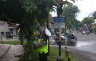 Unit Laka Lantas Polres Banyuwangi, Peduli Kondisi Sekitar