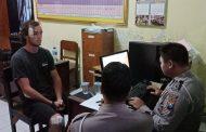 Warga Negara Asing Alami Kecelakaan, Unit Laka Sigap Berikan Bantuan Pelayanan