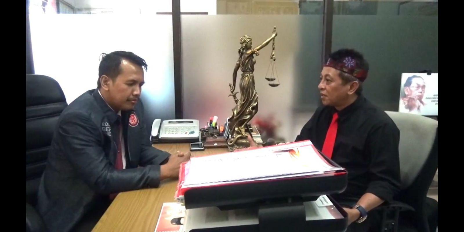 Video : Bersama Ketum LMKI Advokat Rahman Hakim, SH, S.Sos.MM