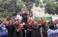 Letkol Singgih: Bersama Media, Penerangan Angkatan Darat Kuat