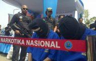 BNNP Jatim Lumpuhkan Gembong Narkoba  di Surabaya