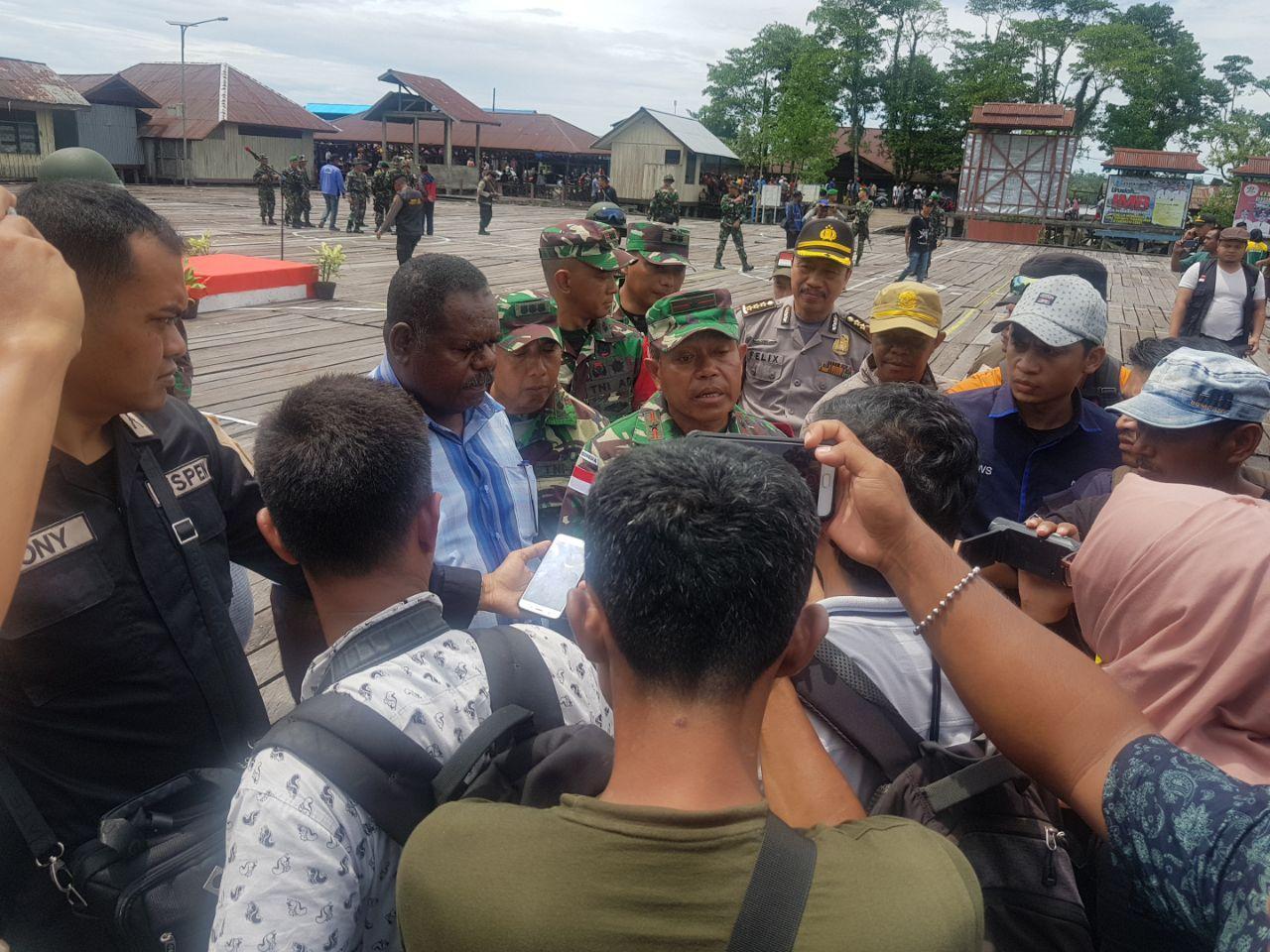 Dansatgaskes TNI : Satgaskes TNI Sebagai Satgas Terpadu Yang Dapat Dihandalkan