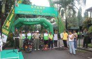 Ribuan Bikers Ikuti Road Bike Kediri Mojokerto 69 Km
