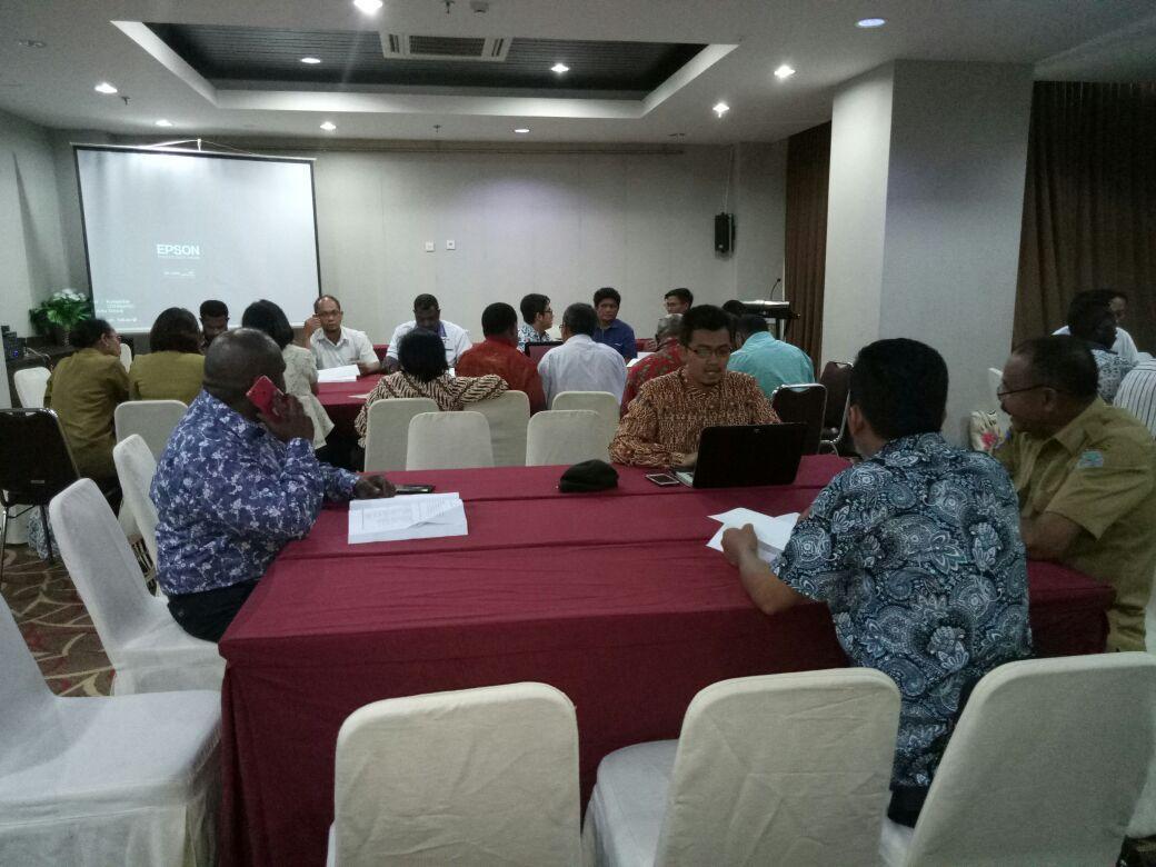 RPJMD Kabupaten Tolikara 2018-2022 Mulai di Bahas