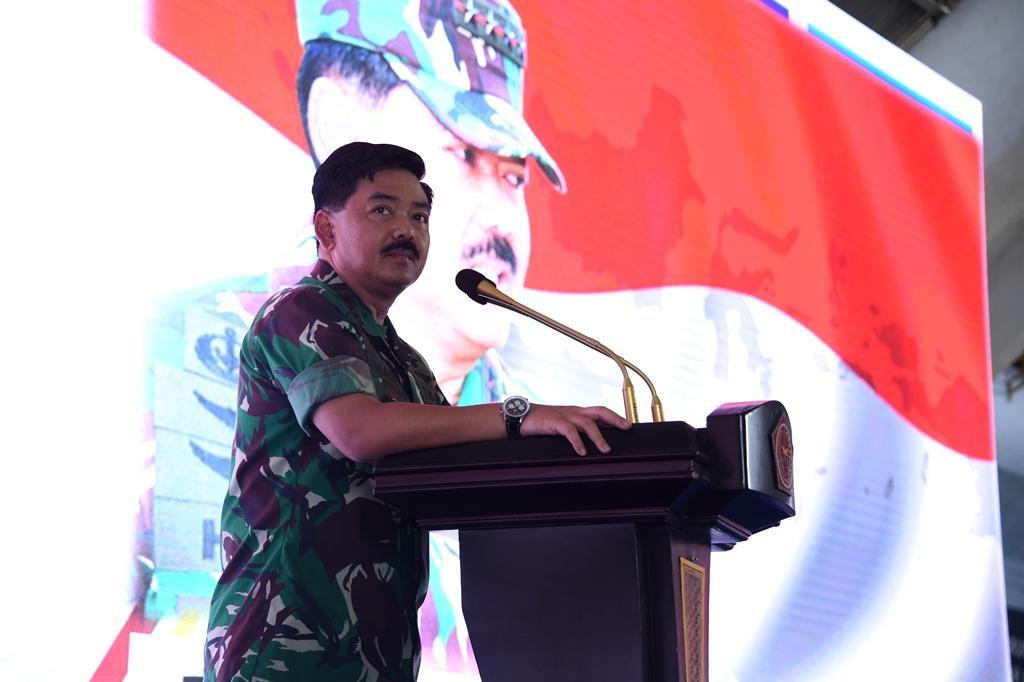 Panglima TNI :  Komandan Satuan Harus Mencermati Perkembangan Lingkungan Strategis