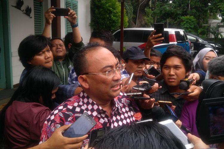 Firman Wijaya Tuding SBY karena Ada pertemuan di Sukamiskin
