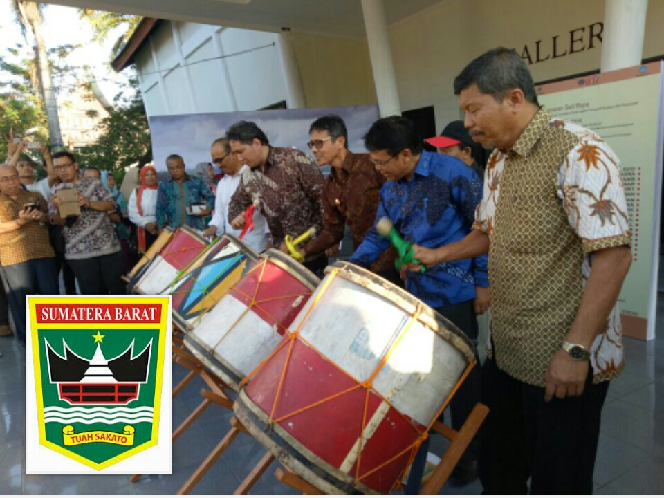 HPN 2018, 39 Seniman Perupa Angkat Tema Kebudayaan dan Pariwisata Ranah Minang