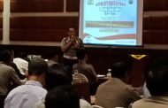 Kasat Lantas Polres Banyuwangi Berikan Pengarahan Latihan Pra Operasi Mantap Praja