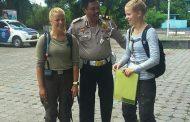Kanit Laka Polres Banyuwangi : Warga Negara Asing Pun Butuh Keselamatan Berlalu Lintas