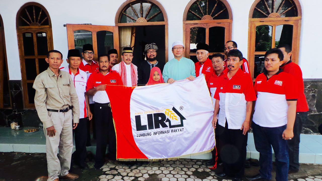 Presiden LSM LIRA, Instruksikan Netral Dalam Pilkada, Pilih Anti Korupsi