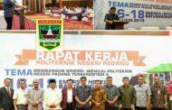 Gubernur Sumbar Buka Raker Politeknik Negeri Padang di Batusangkar