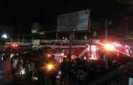 Pasar Bawah Bukittinggi Nyaris Ludes Diamuk Si Jago Merah