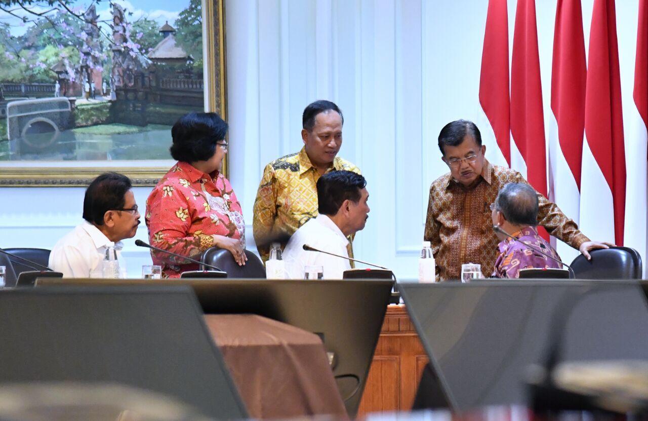 Presiden Ingin Kebijakan Satu Peta Rampung 2019