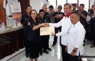 KPU Kotamobagu Nyatakan Paslon JaDi-JO Memenuhi Syarat Dukungan