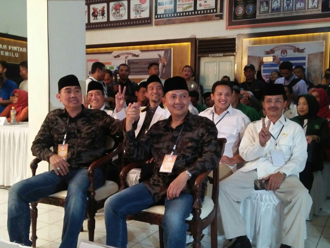 KPK Tetapkan Kedua Calon Walikota Malang Jadi Tersangka