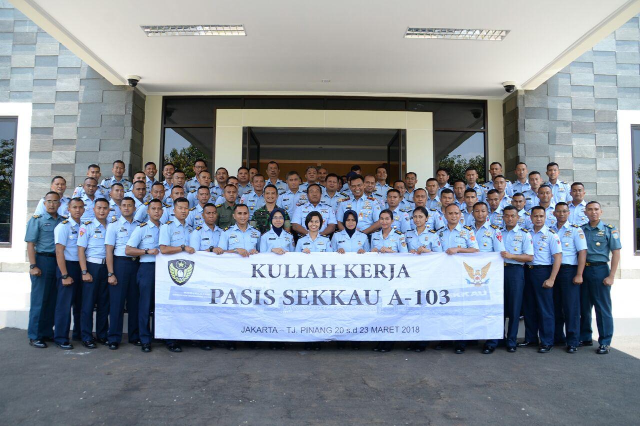 Pasis Sekkau A-103 Kuliah Kerja Di Makoopsau I