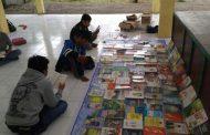 Bangkitkan Minat Baca, Perpustakaan Berjalan PMII  Masuk Desa