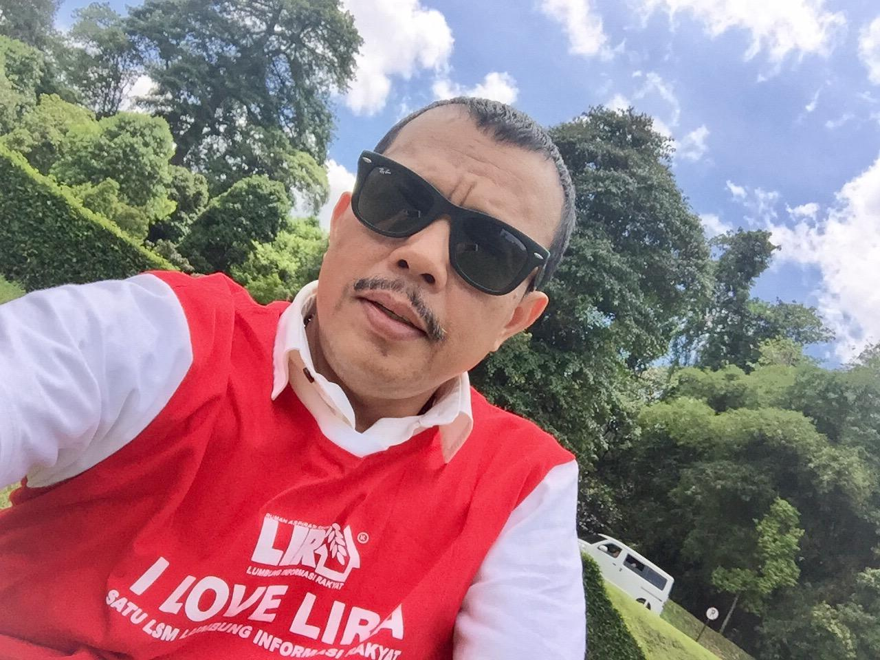 LSM LIRA Desak KPK Umumkan Penetapan Tersangka Cakeda Korup Untuk Pemimpin Bersih