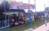 Pertandingan Bola Voli Event  Doin Cup Ke – V Di Lapangan Salat Capalulu